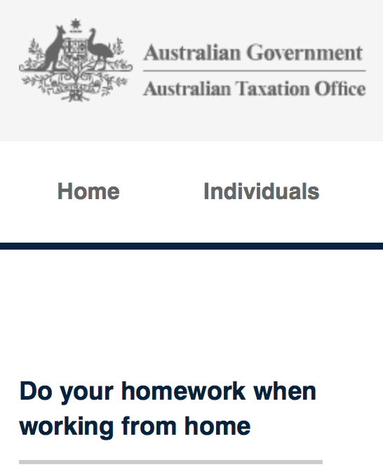 Do Your Homework When Working From Home