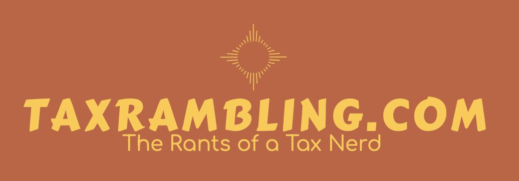 TaxRambling.com